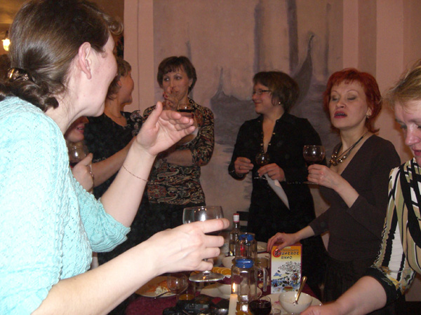 Вечер выпускников конкурсы спустя 20 лет
